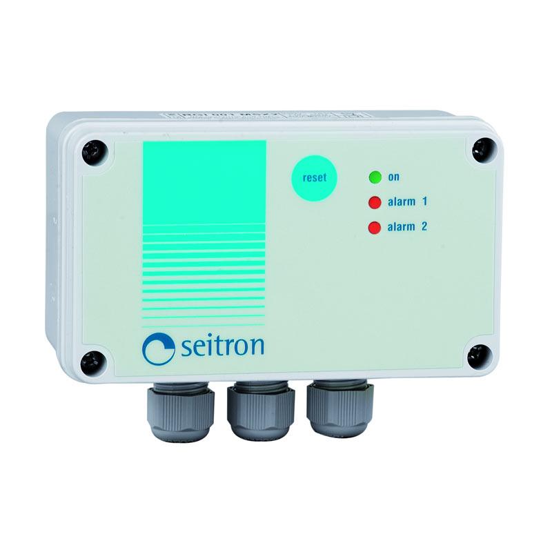 Внешний сенсор загазованности на природный газ метан (СН4) Seitron SGIME1